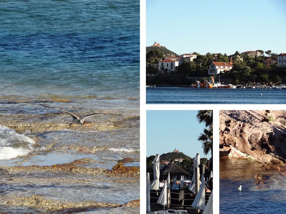 que faire autour de St Raphaël et la baie d'Agay