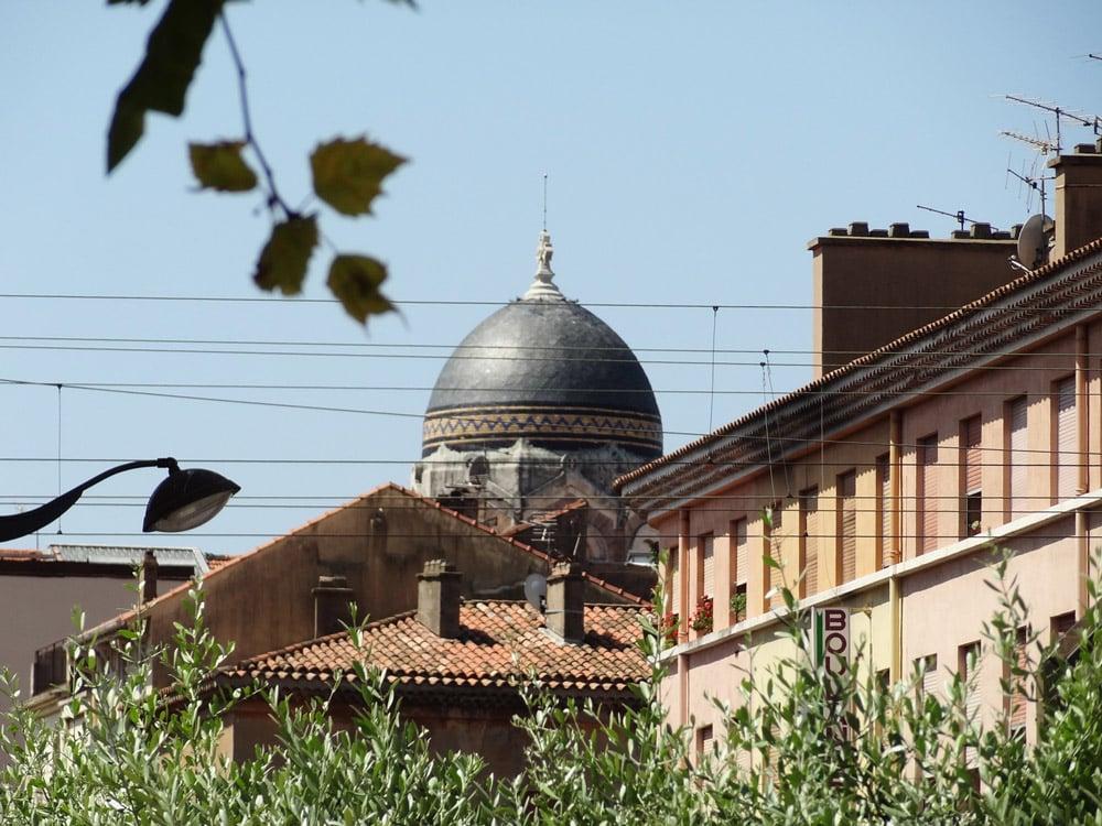vieux Saint Raphael vieille ville Cote d Azur