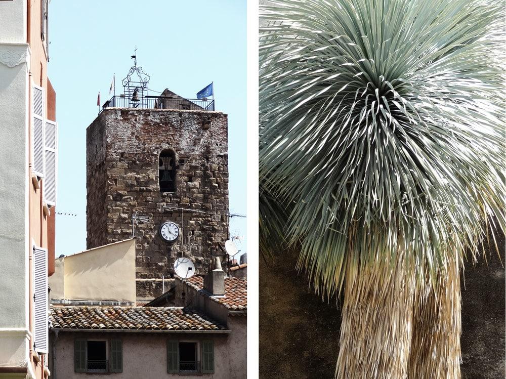 vieux Saint Raphael ville Cote d Azur