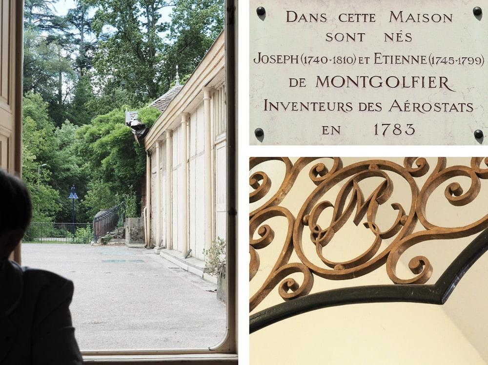 musée Canson Davezieux maison des frères Montgolfier