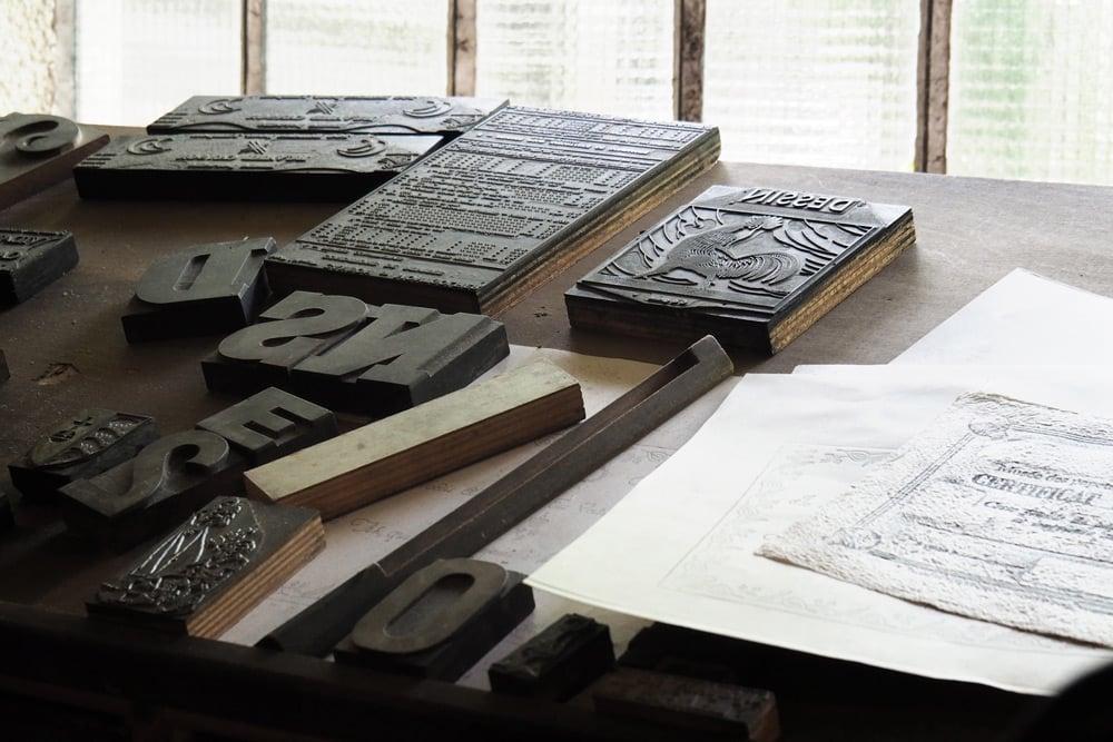 Musée du papier Canson Ardèche Annonay