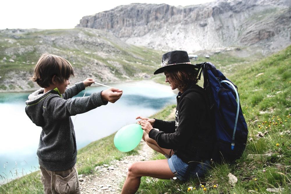 anniversaire insolite en montagne enfant 7 ans
