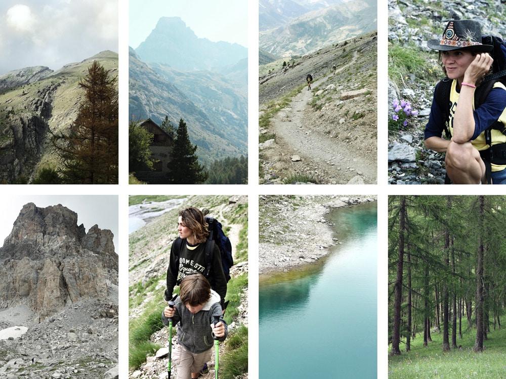 anniversaire original en montagne Chambeyron Alpes