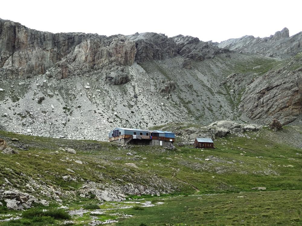 Refuge du Chambeyron randonnée sur 1 jour