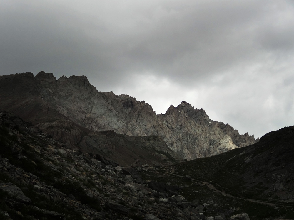 topo rando tour du Chambeyron refuge