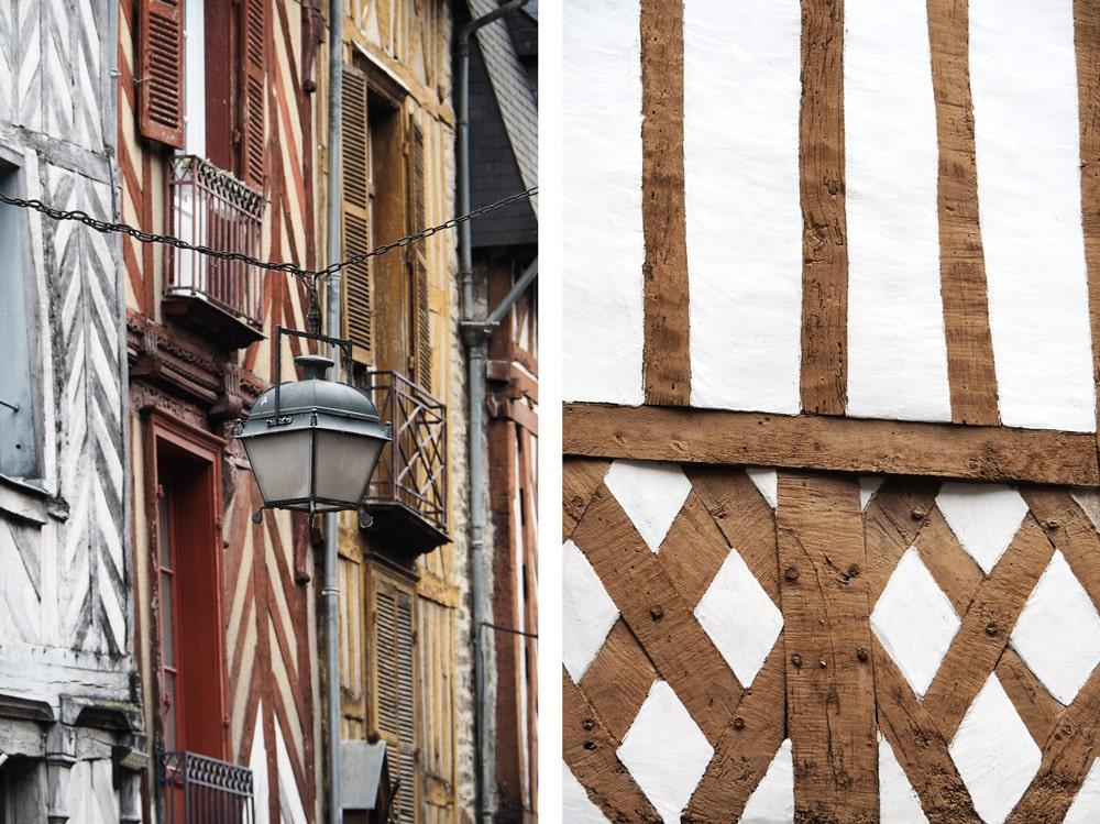 centre ville historique de Rennes en 1 jour