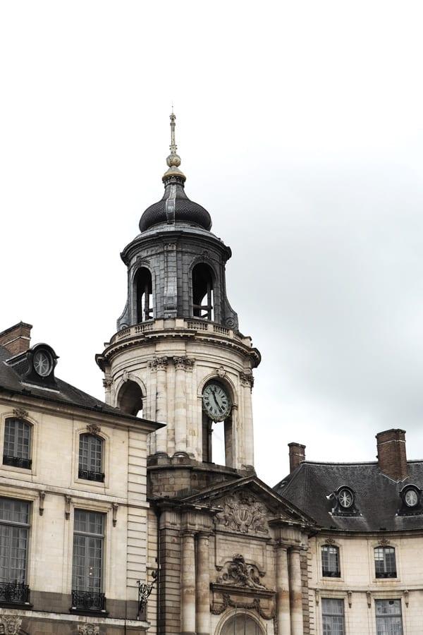 top 10 Rennes place de la mairie tourisme