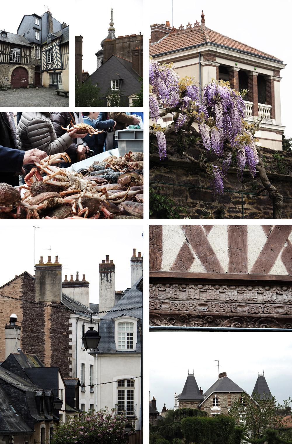visiter la vieille ville de Rennes en 1 jour