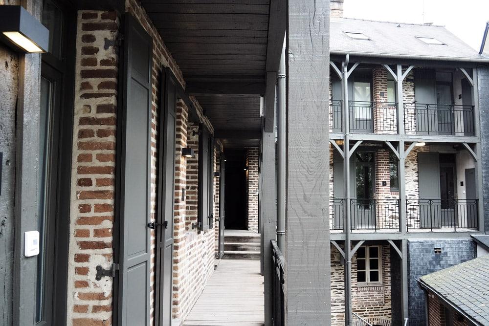 bon plan hotel centre historique de Rennes bnb