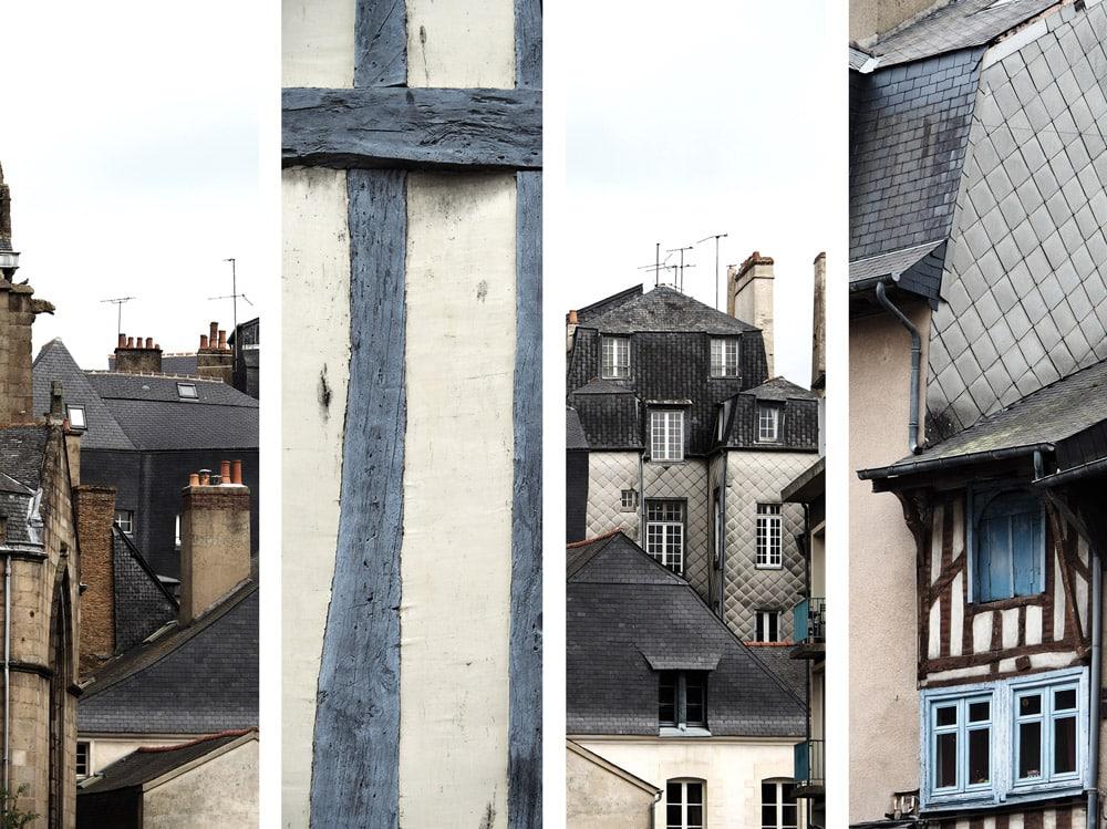 centre historique de Rennes conseils itinéraire