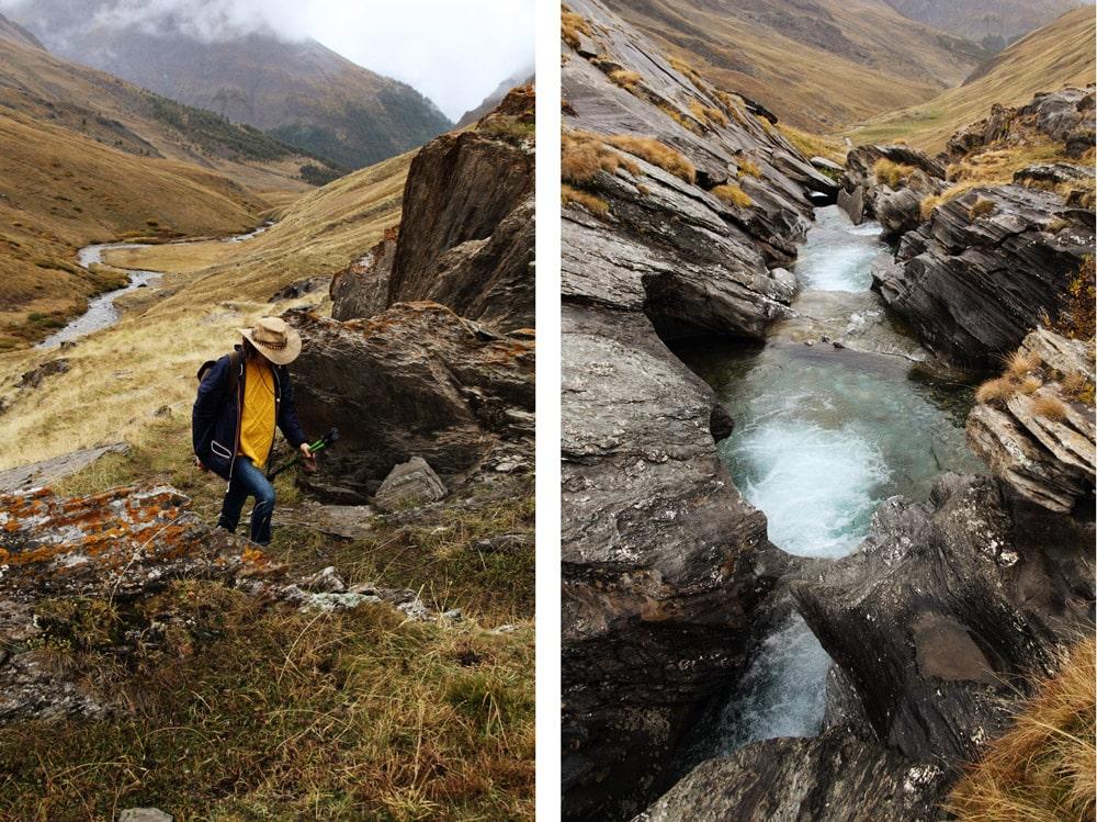 Montagne Parouart Longet le meilleur itinéraire