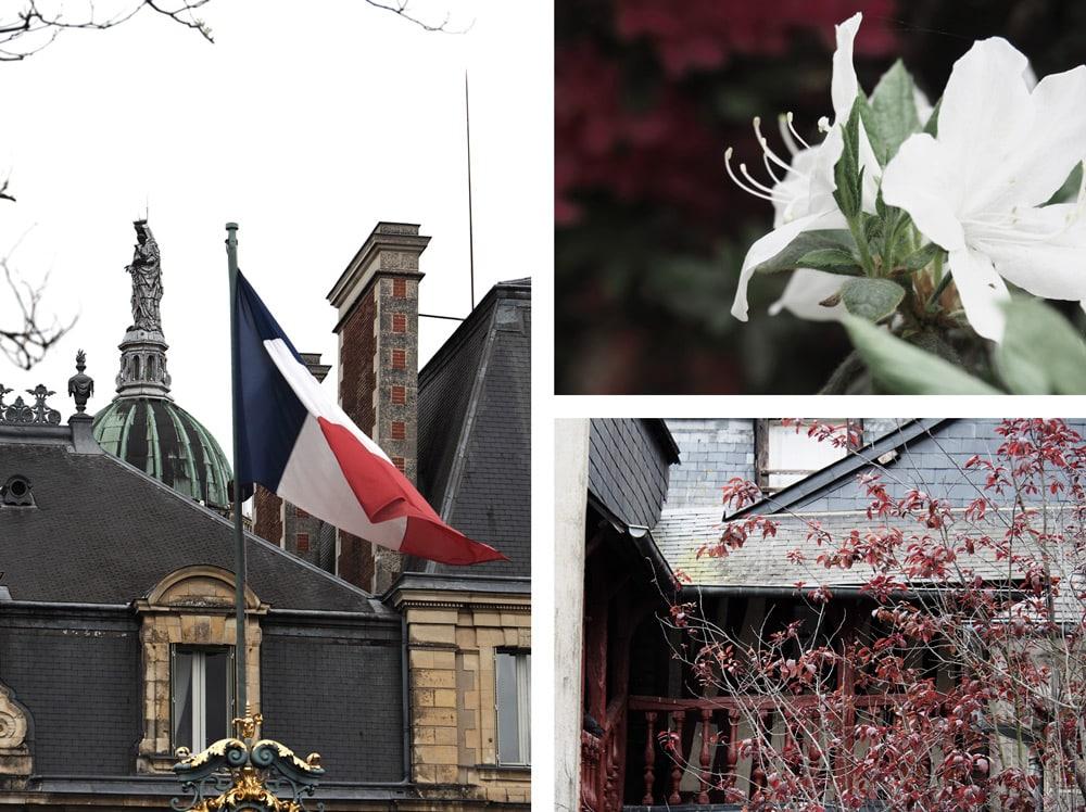 Palais St Georges et Thabor à Rennes
