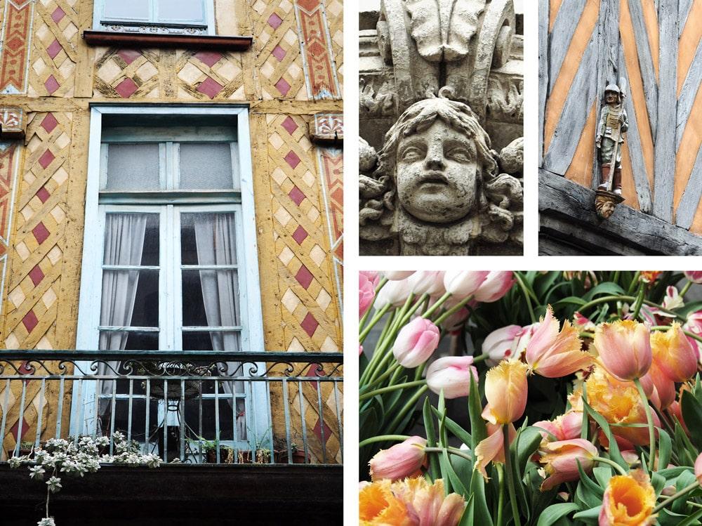 que faire au centre ville de Rennes
