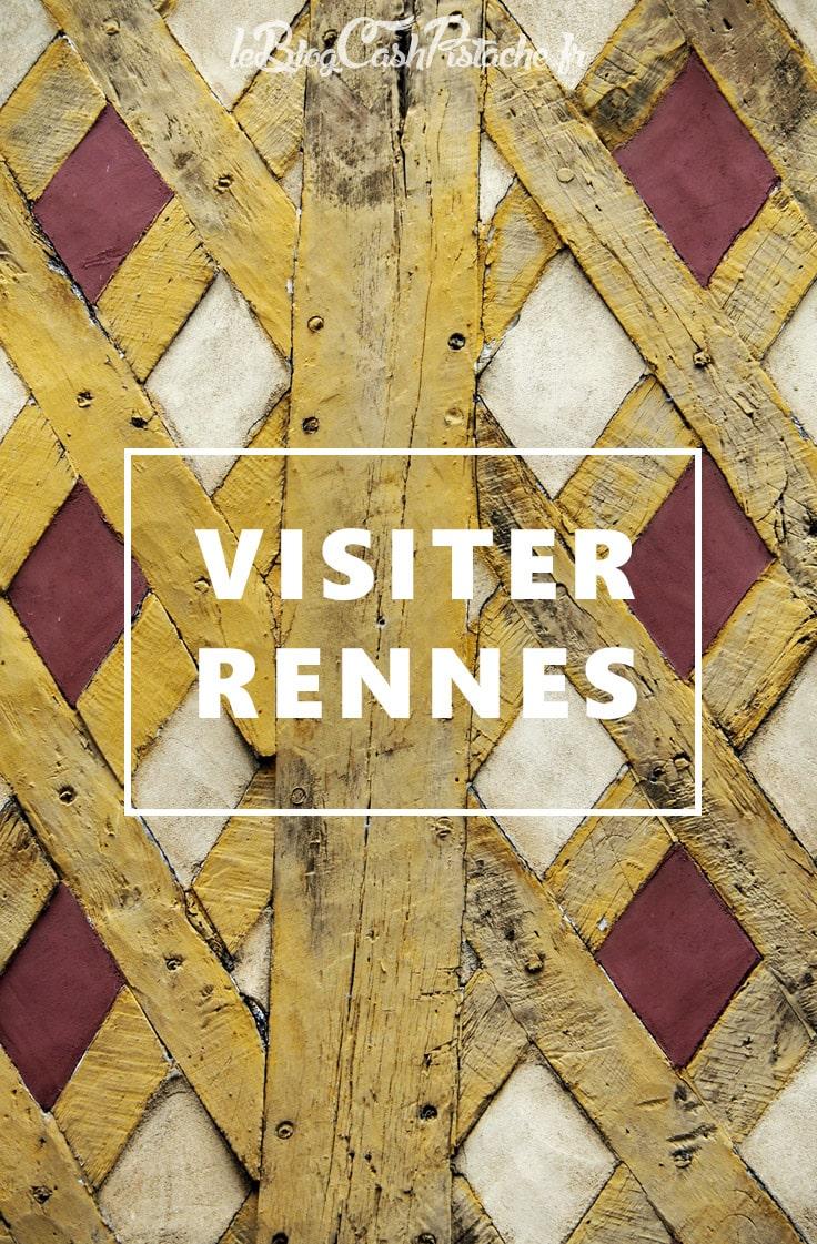Que faire dans le centre historique de Rennes