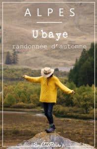 rando Parouart Alpes Ubaye