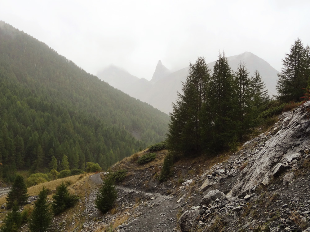 Randonnée dans les Alpes comme en Ecosse