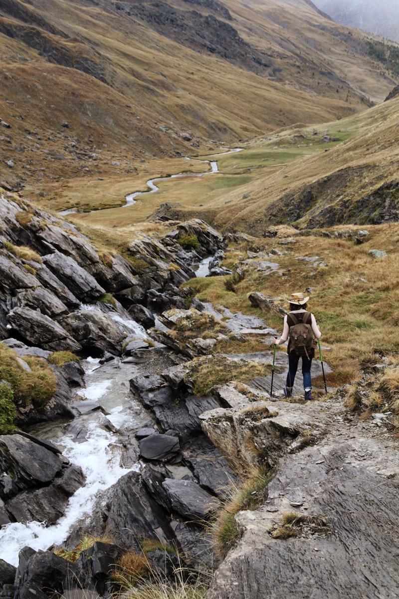 topo rando Alpes Rando la plus belle en automne