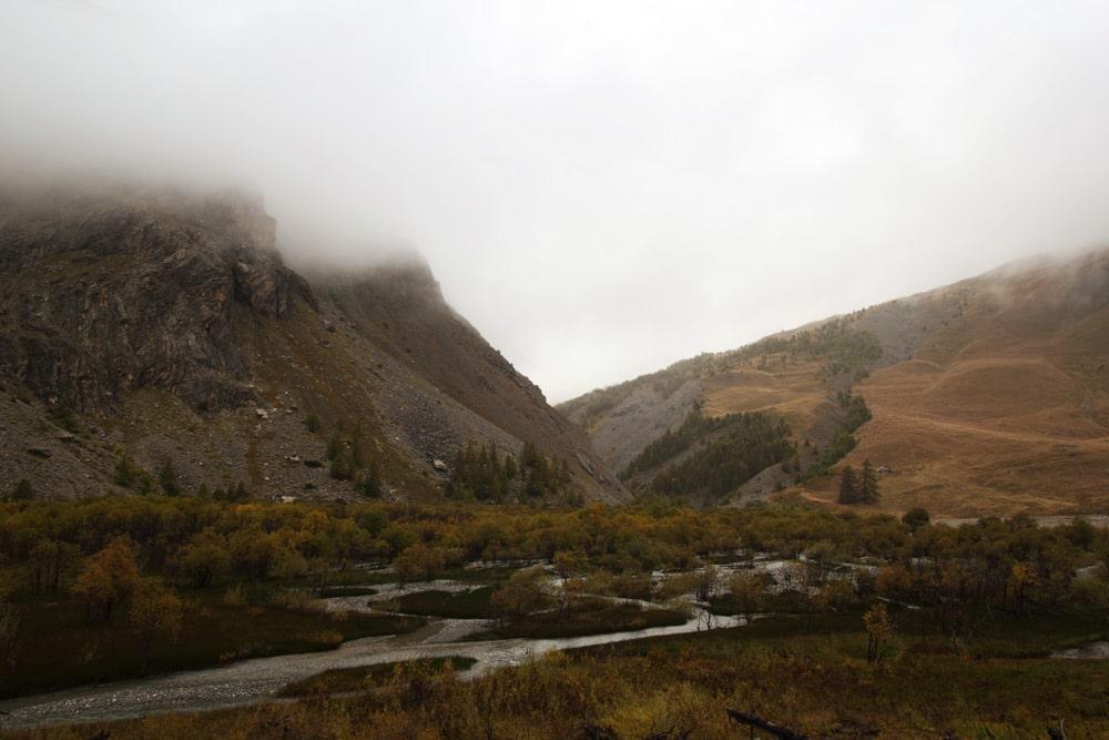 randonnée en France aux paysages d'Écosse