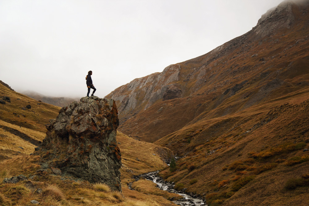 Randonnnée du Longet Alpes