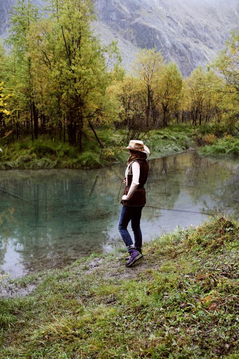 Randonnée et trekking dans les Alpes françaises Parouart