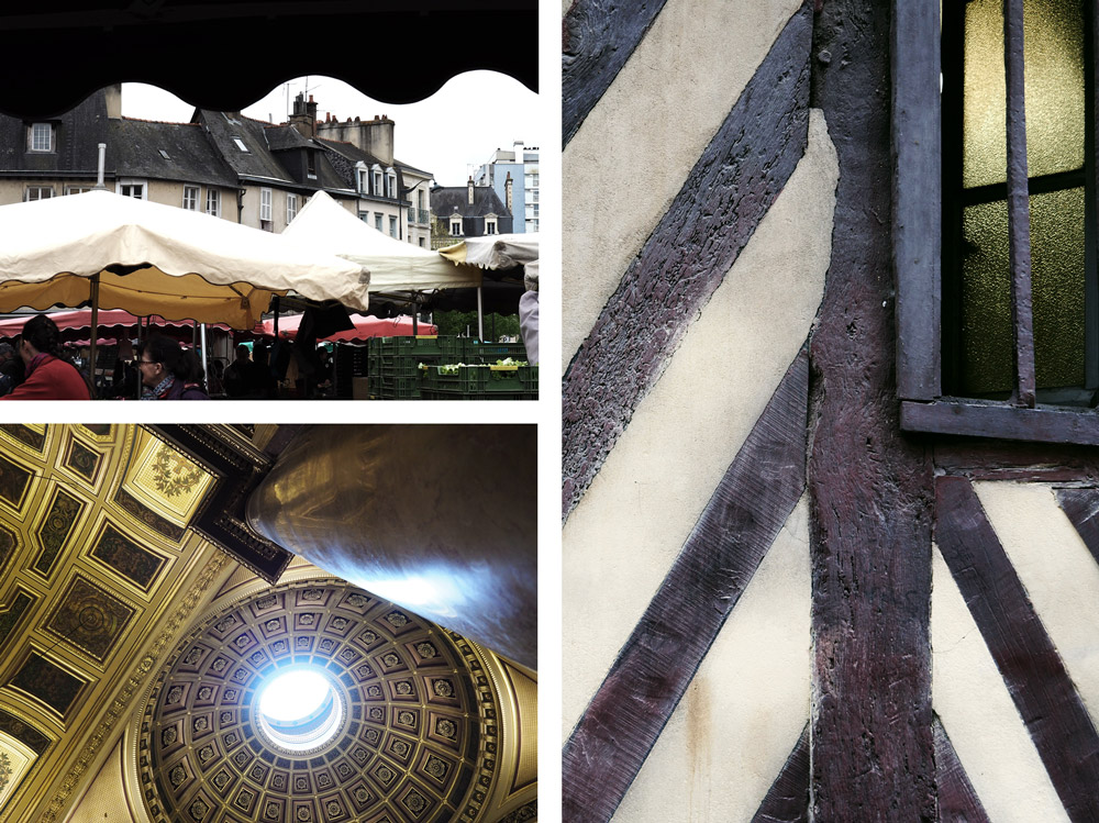 Visiter le centre historique de Rennes insolite