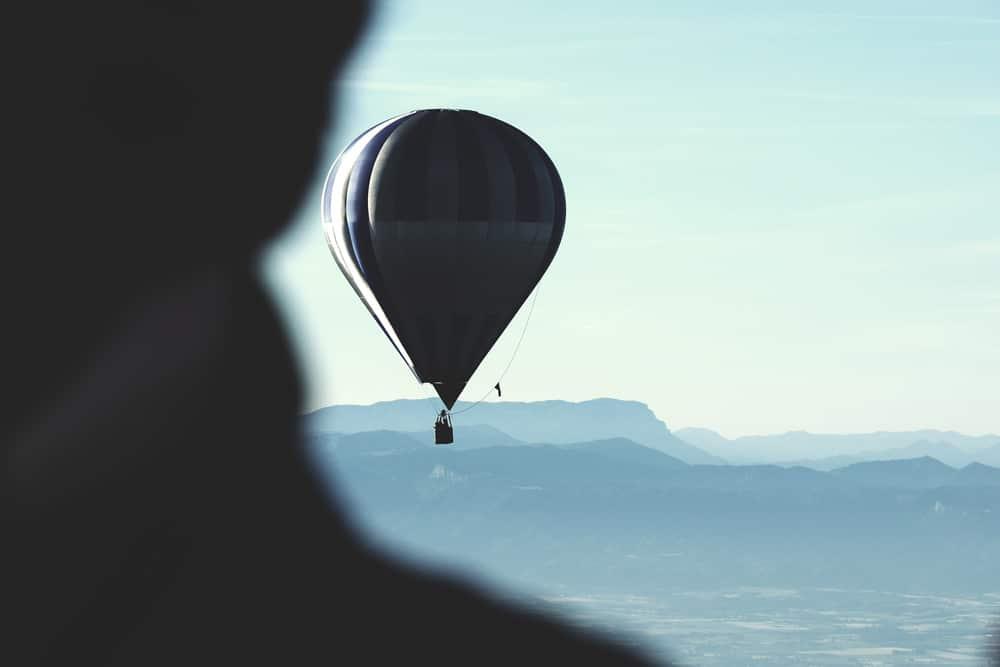 baptême : faire de la montgolfière pour un weekend en Ardèche