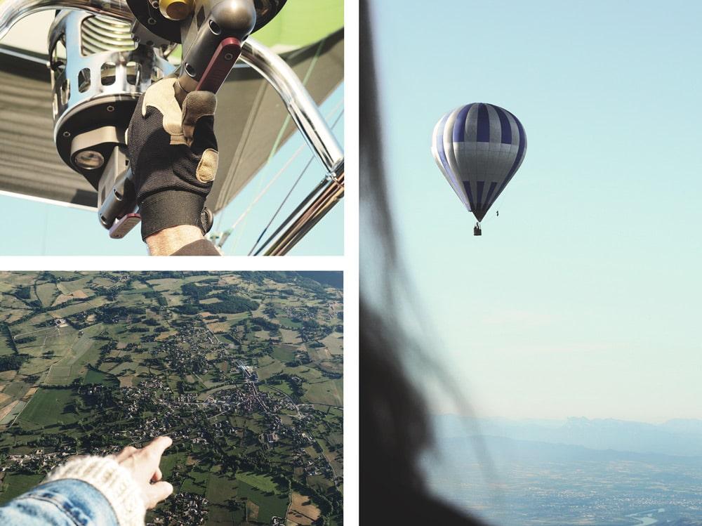 dangers montgolfière ou pas Ardèche