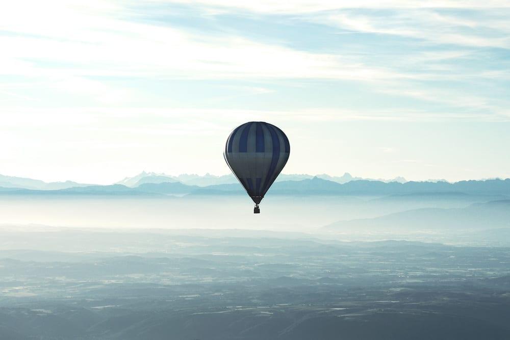 faire de la montgolfière risques et sensations
