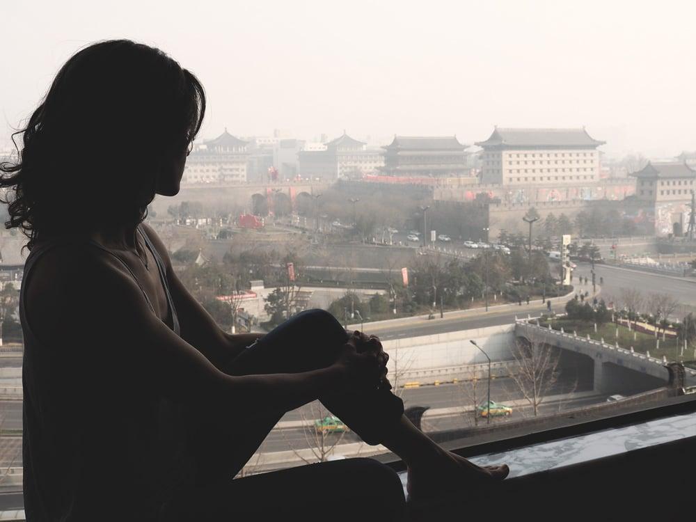 hôtel parle en anglais Grand Park Xi'an Chine