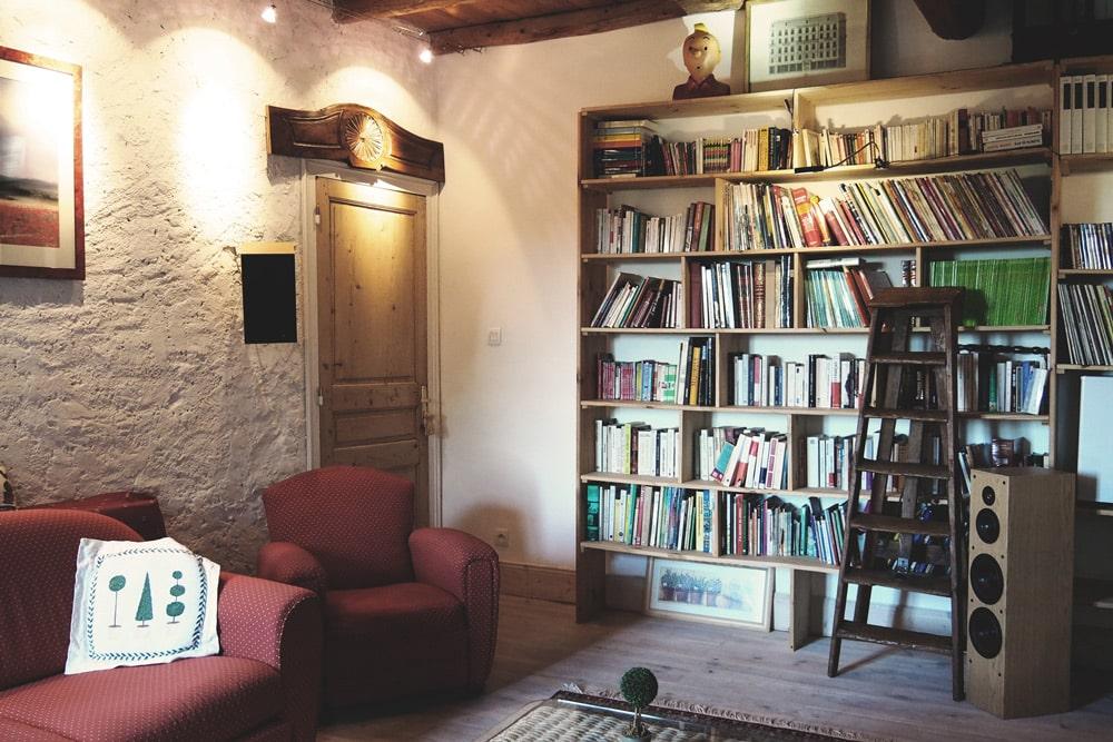 maison d'hôtes Ardèche Annonay montgolfière