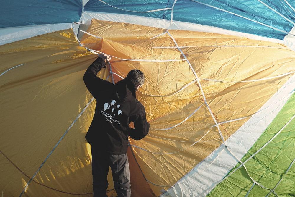 Faire de la montgolfière et compagnie Quintenas