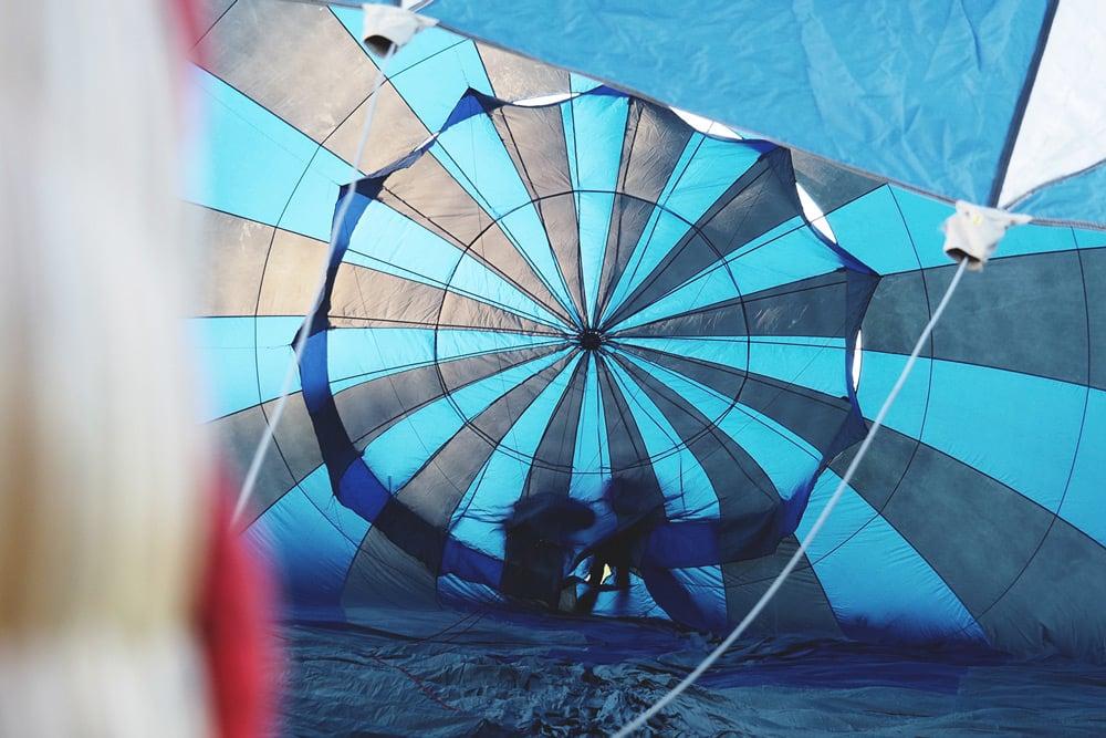 faire de la montgolfière prix Ardèche