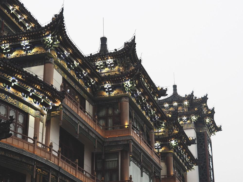 Voir visiter Xi'an en Chine monuments