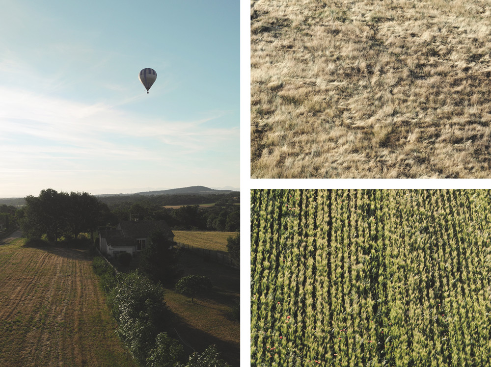 weekend Ardèche faire de la montgolfière