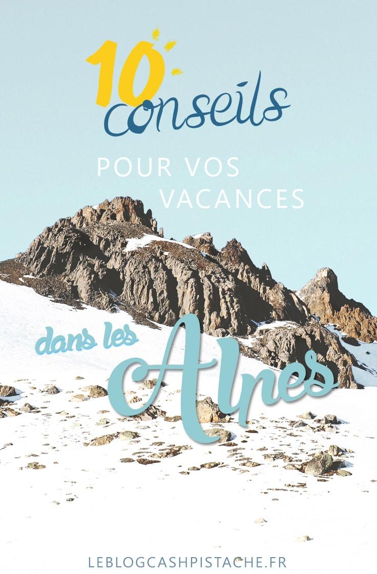 10 conseils pour vos vacances dans les Alpes en hiver