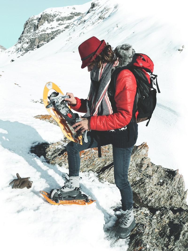 conseils loisirs vacances dans les Alpes sports d'hiver