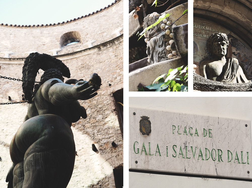 Fondation Salvador Dali Gala Figueras