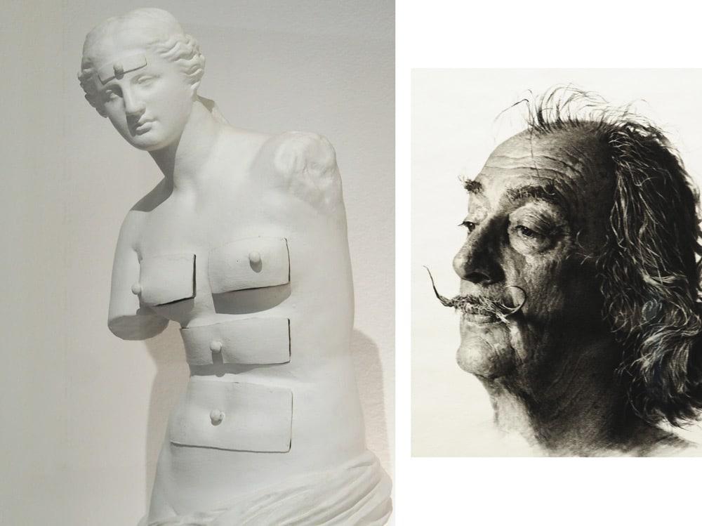 le plus beau musée sur Dali Figueres Espagne