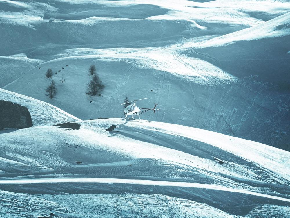 meilleure station de ski des Alpes