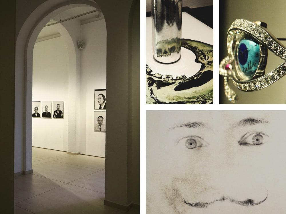 musée Salvador Dali Figueres bijoux Dali