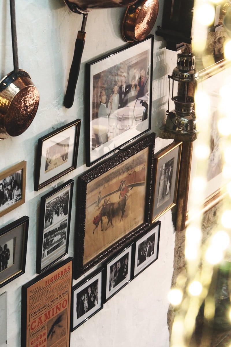restaurant Duran Figueres cantine de Salvador Dali