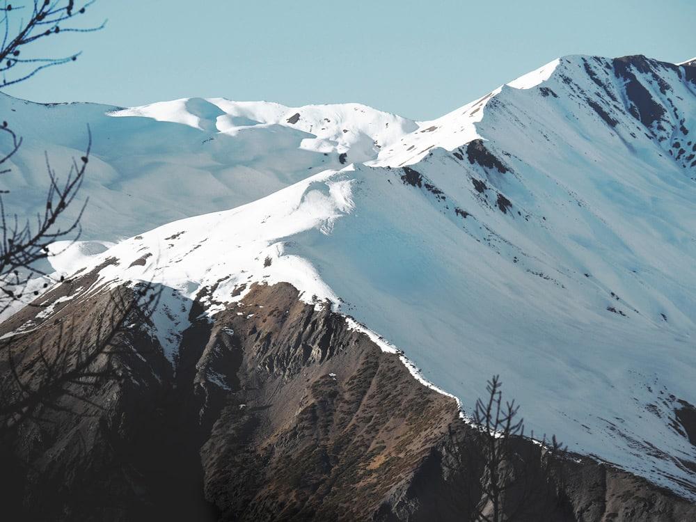 vacances dans les Alpes en hiver