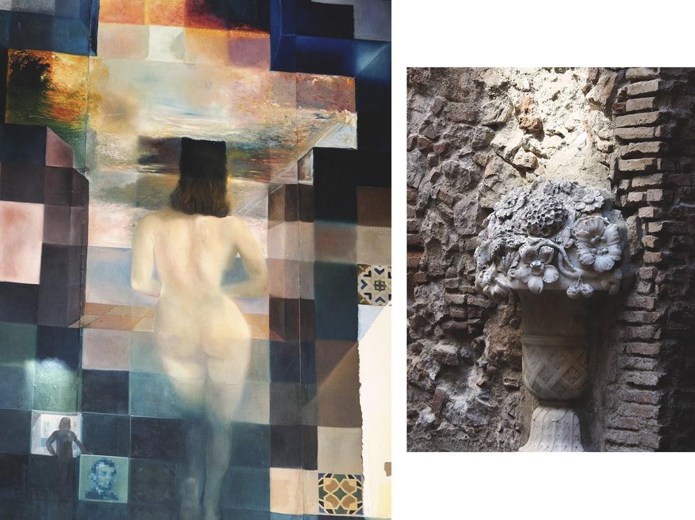 visite musée Dali Figueres Espagne