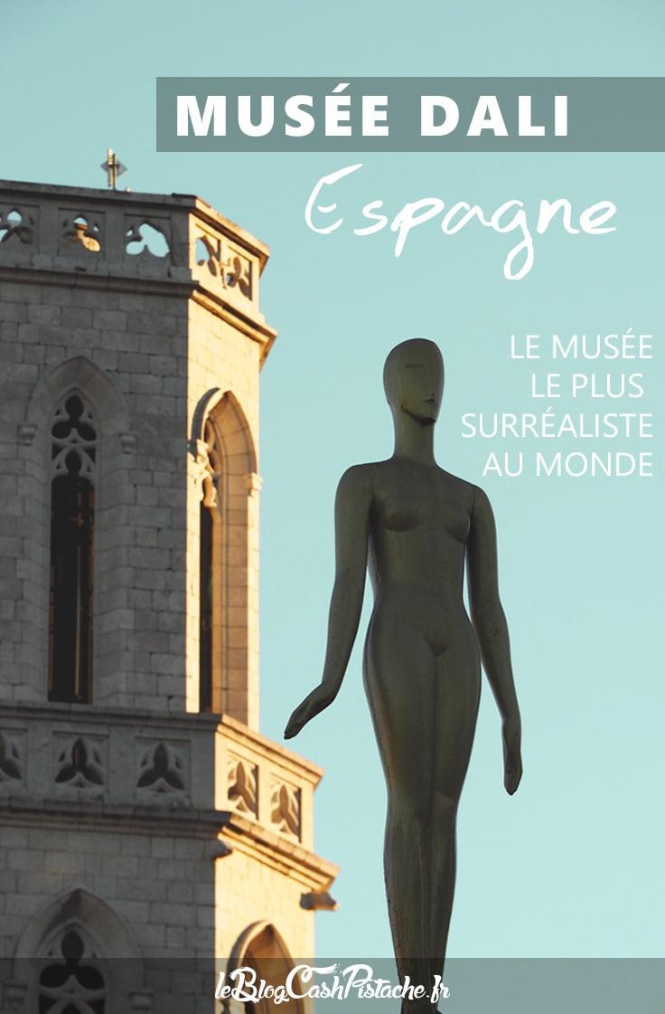 visiter musée Dali Figueres en Catalogne
