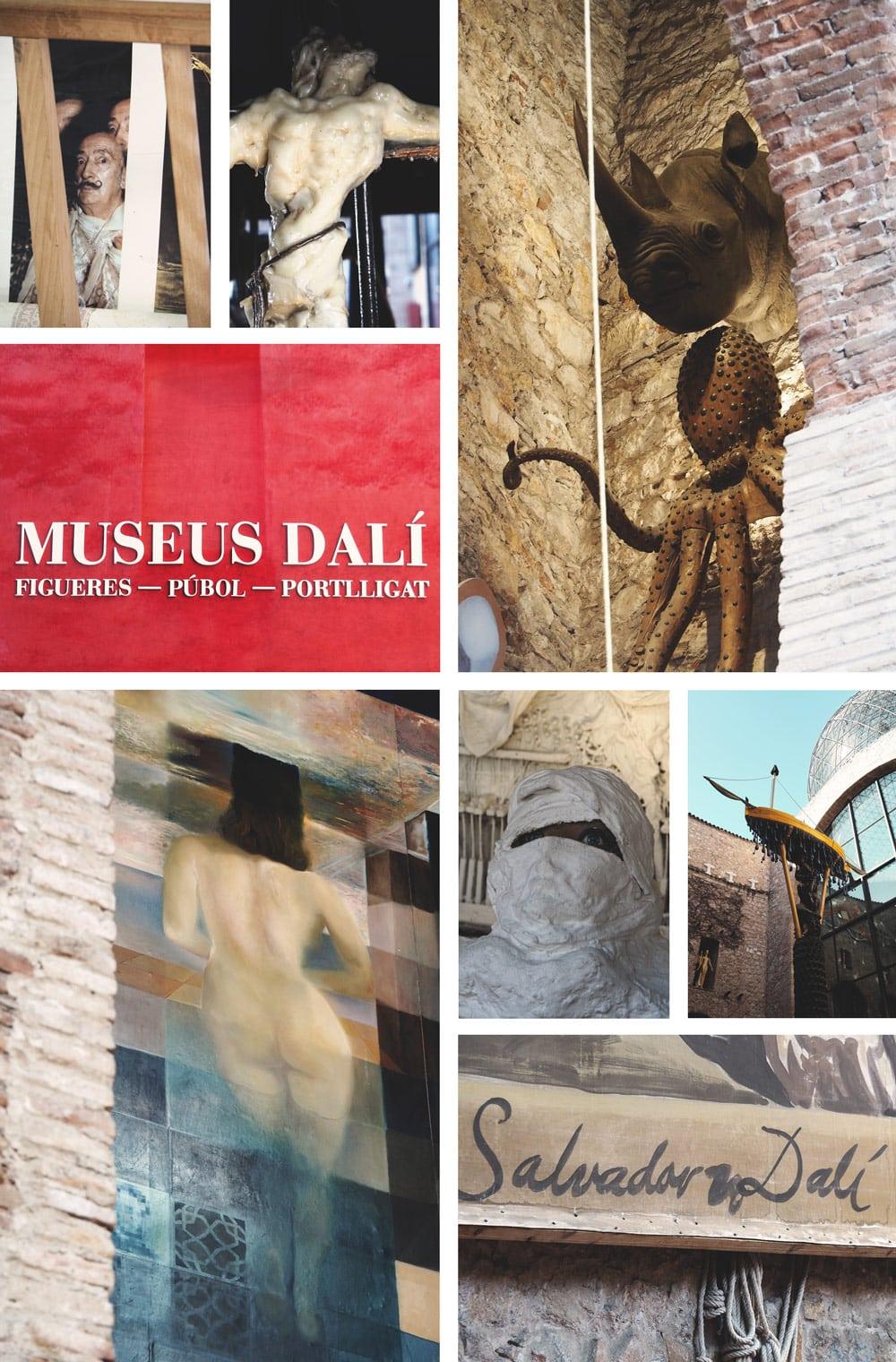visiter musée Dali Figueres