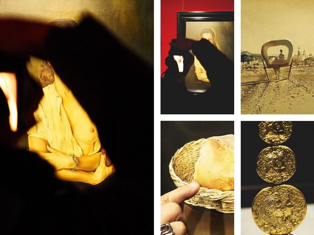 visiter museu Dali Figueres infos pratiques