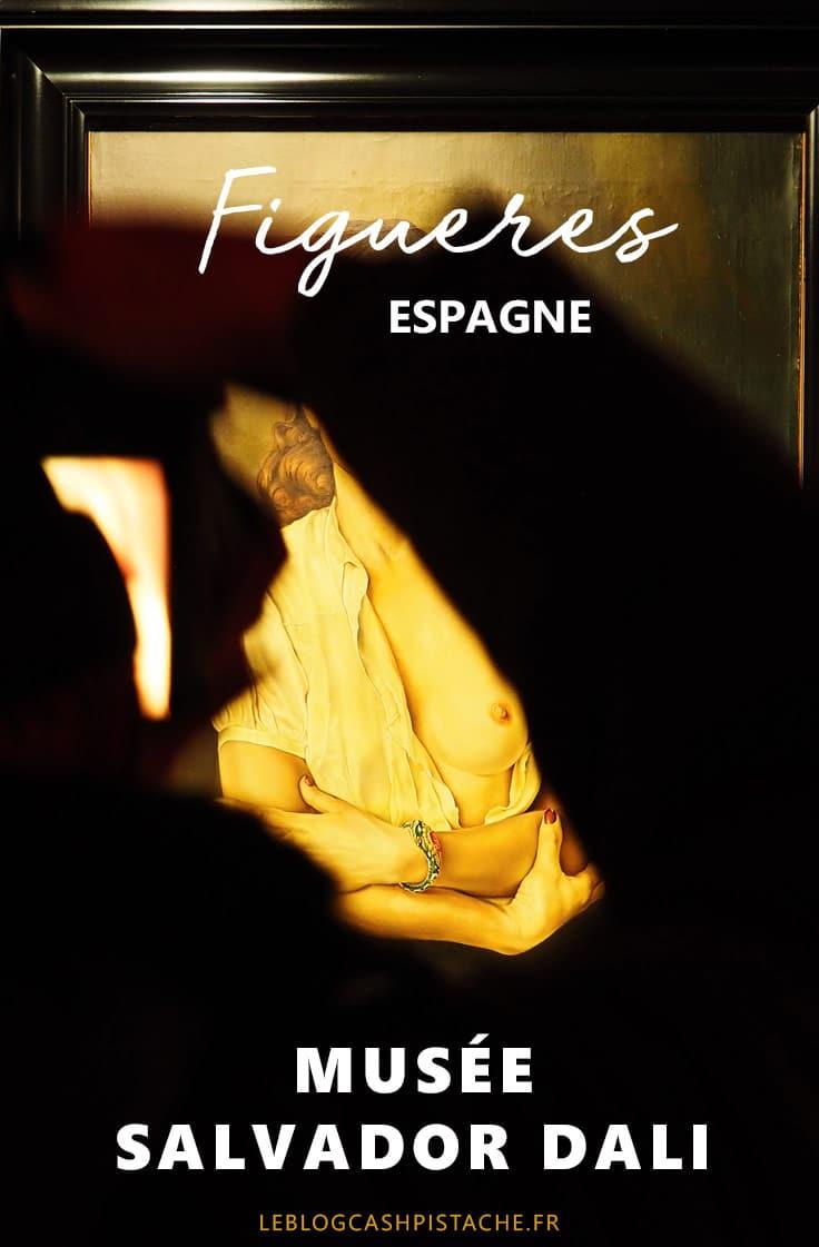 visiter le théâtre musée Dali de Figueres