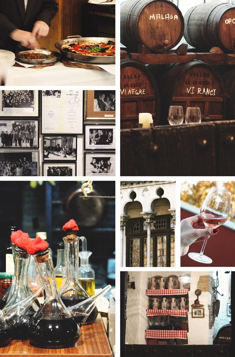 weekend à Figueras Espagne visite Duran Hotel