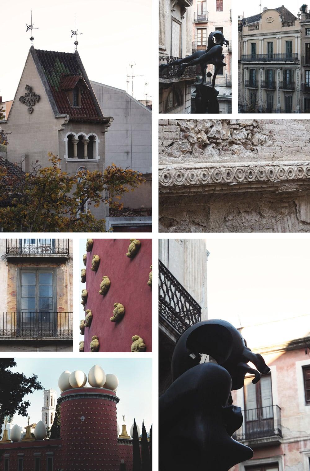 Weekend à Figueres Espagne Salvador Dali