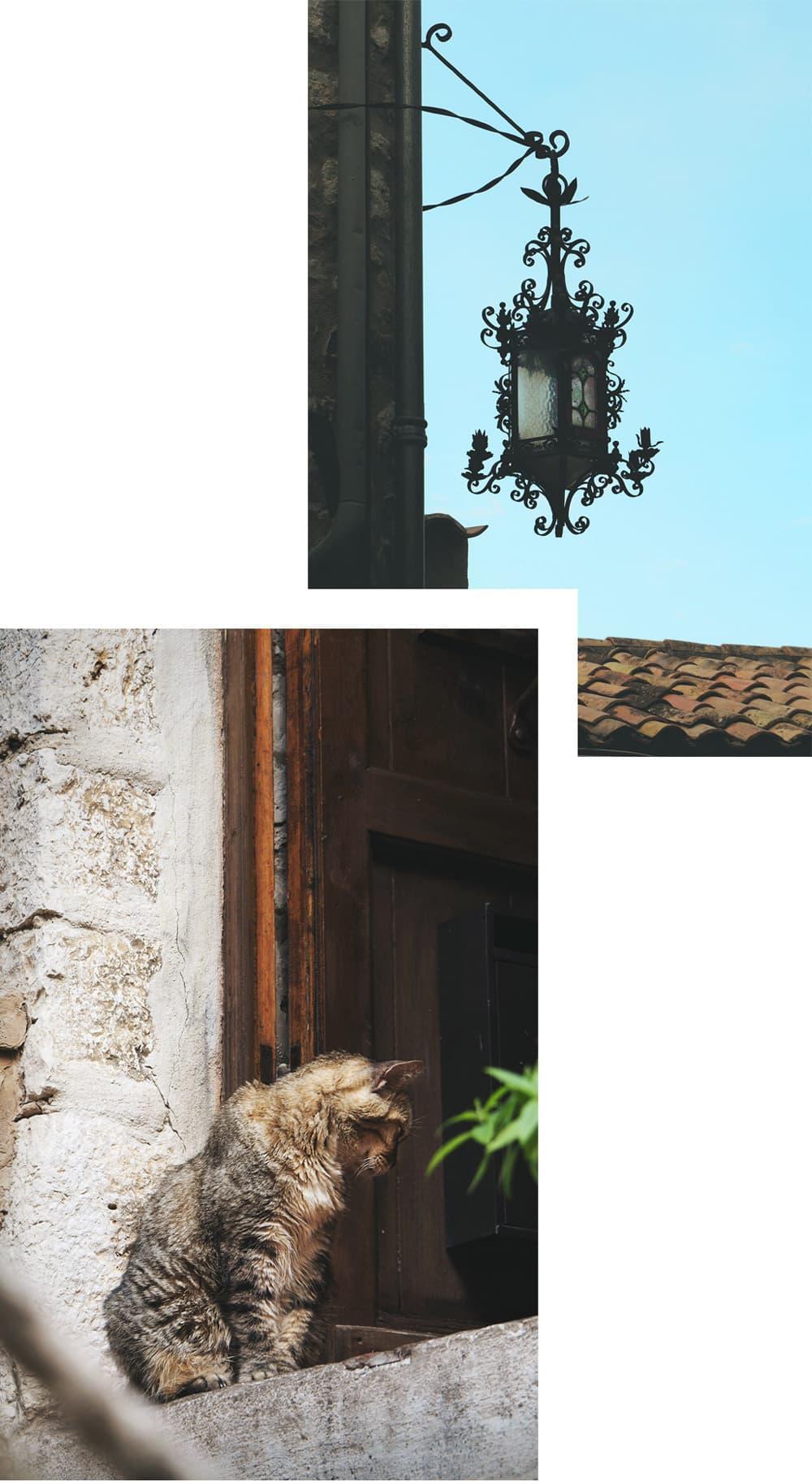 Êze village entre Côte d'Azur et Provence